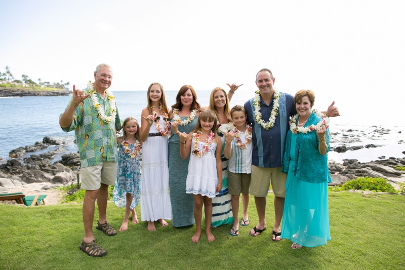 Maui Family Photographer | Napili Photo Session