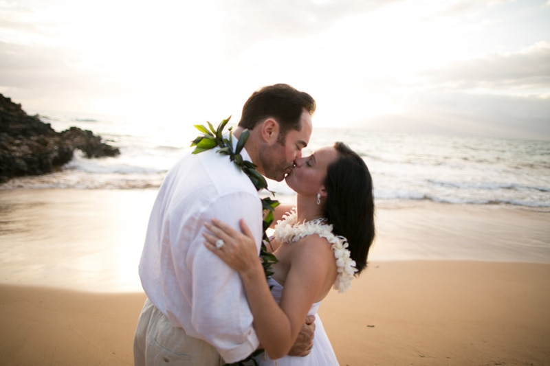 Four Seasons Maui Vow Renewal