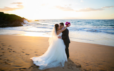 Four Seasons Wailea Wedding | Aya + Kyle