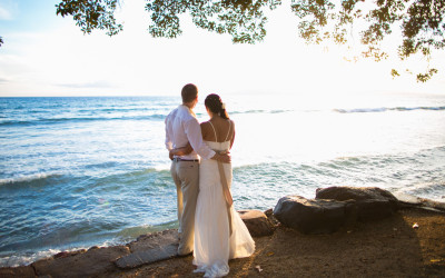 Olowalu Plantation House Wedding | Andrea + Jake