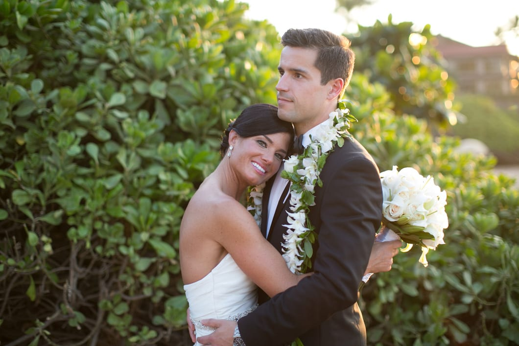 A Stunning Four Seasons Wailea Wedding
