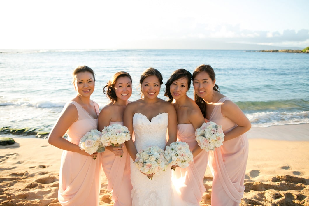 Kaanapali Coffee Farms Maui Wedding