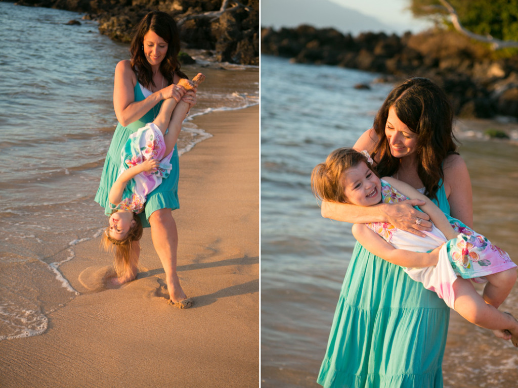 fun candids, wailea family photos
