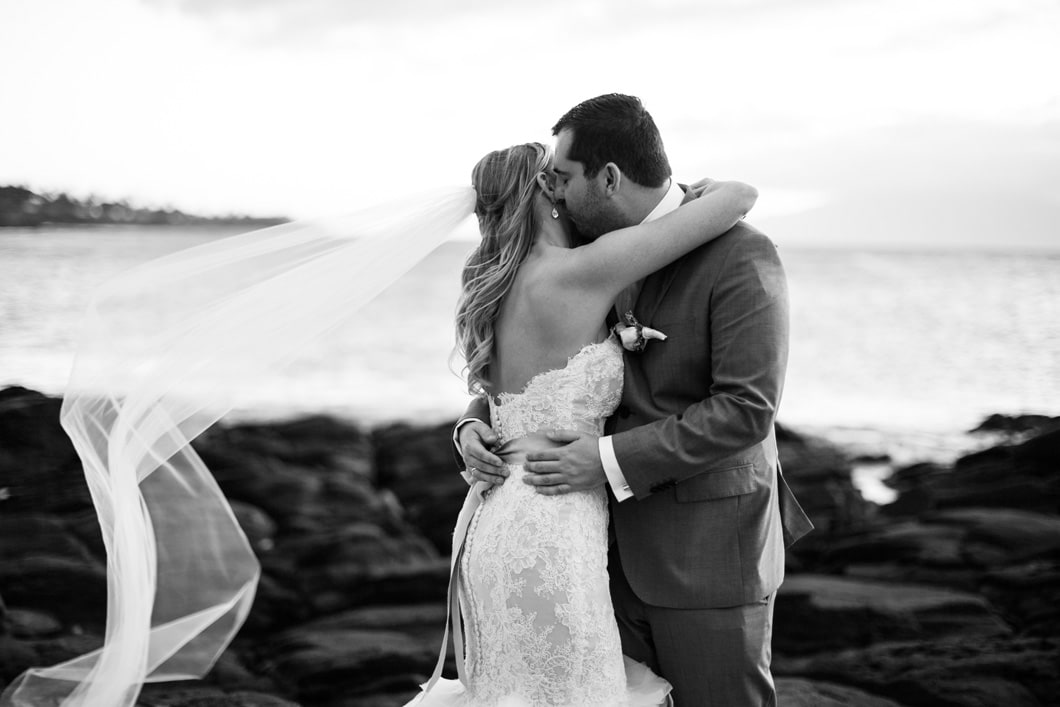 Joanna Tano Merrimans Kapalua Wedding
