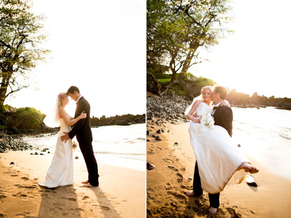 hawaii natural light wedding photographer