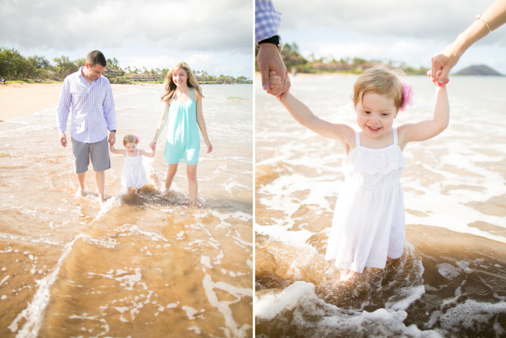 kids being kids fun family session
