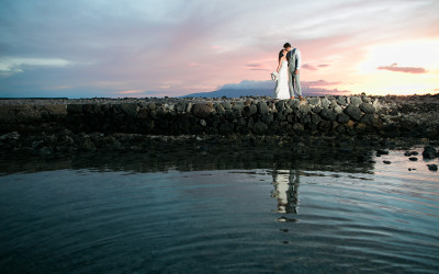 Maui Wedding Photographer, Olowalu Plantation House