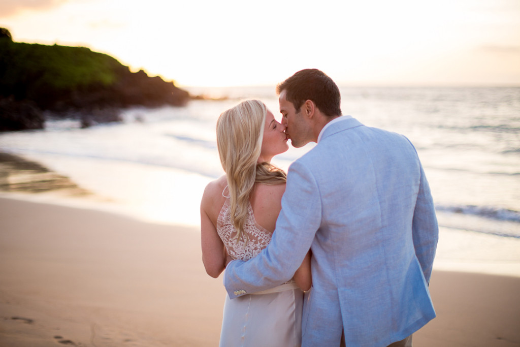 wailea beach wedding
