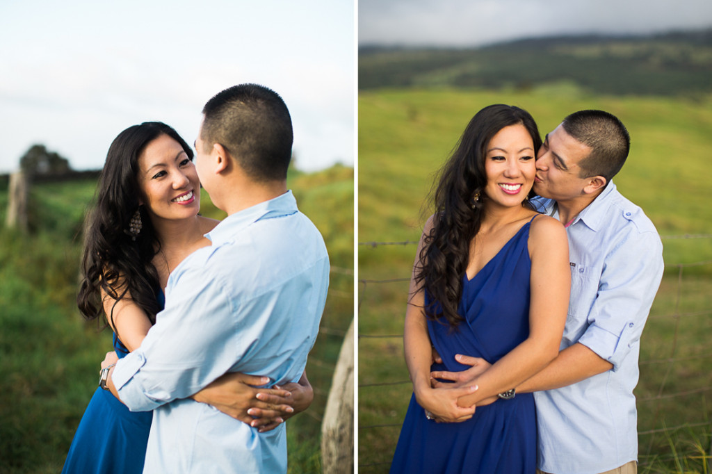 maui engagement photos