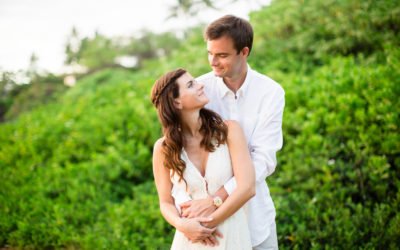 Four Seasons Wailea Engagement & Wedding