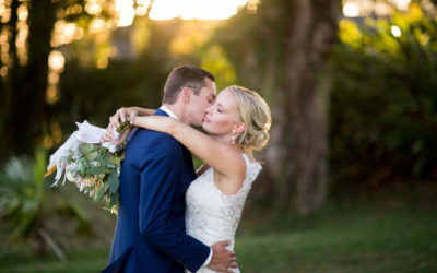 Lovely Hui No'eau Upcountry Maui Wedding