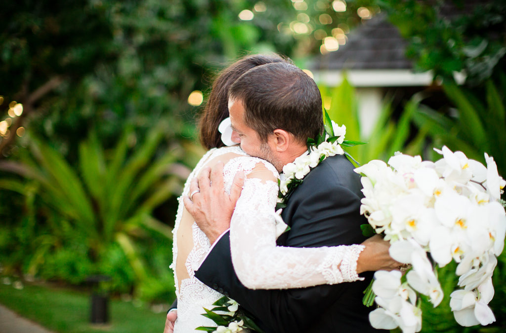 Elegant Wedding at Sheraton Kaanapali