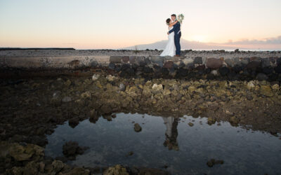 Dreamy Wedding at Olowalu Plantation House
