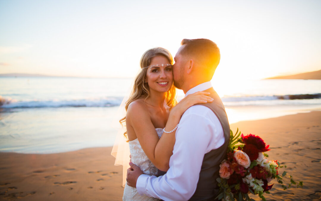 A Storybook Sugar Beach Wedding