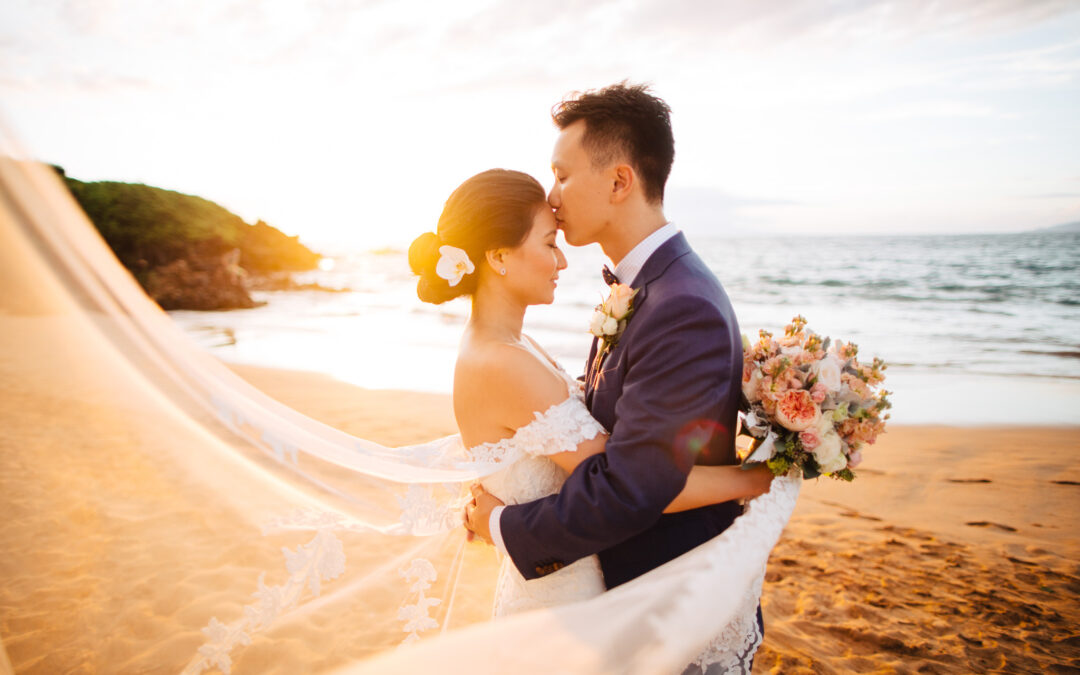 Elegant Wedding at Four Seasons Wailea