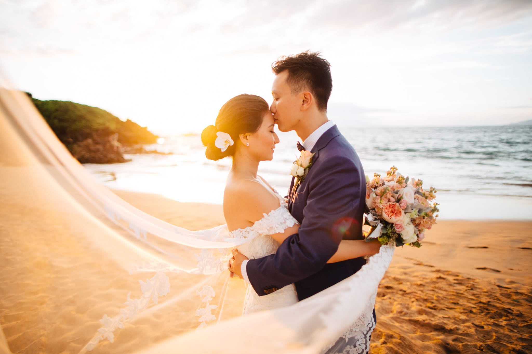 Wailea Sunset Wedding