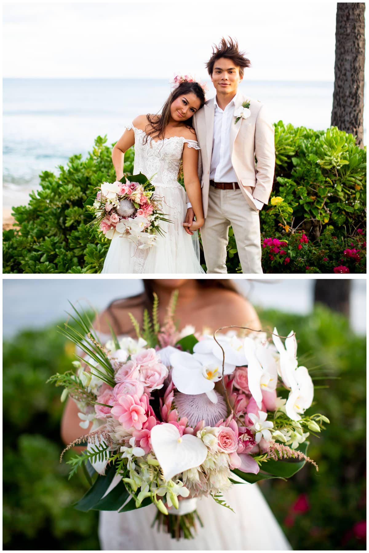 Shin Lim Wedding photos