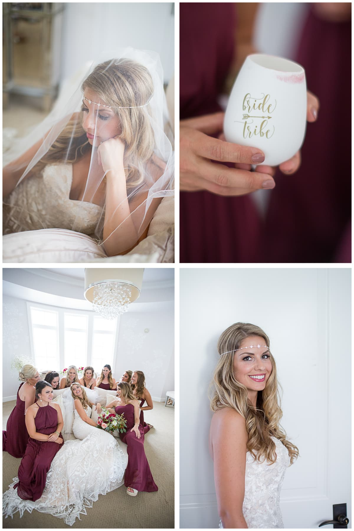 Sugar Beach Bridal suite photos