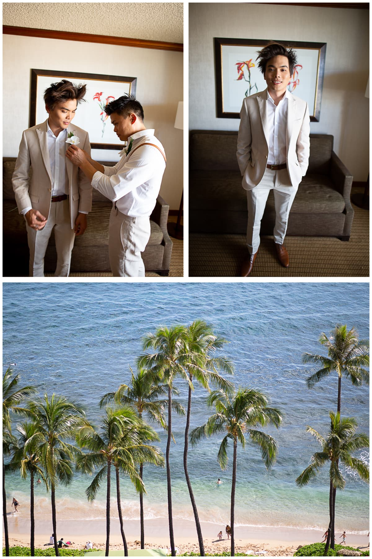 Hyatt Maui Wedding Shin Lim